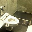 ANAラウンジ(第4サテライト)のシャワー室