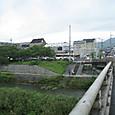 出町柳駅西側の橋(2)
