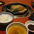 三嶋亭(6)・すき焼き