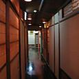 三嶋亭(9)・1F廊下